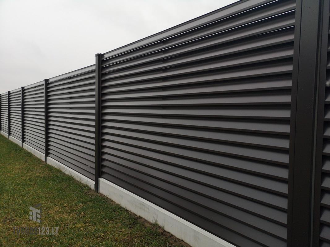 Žaliuzinė tvora 041